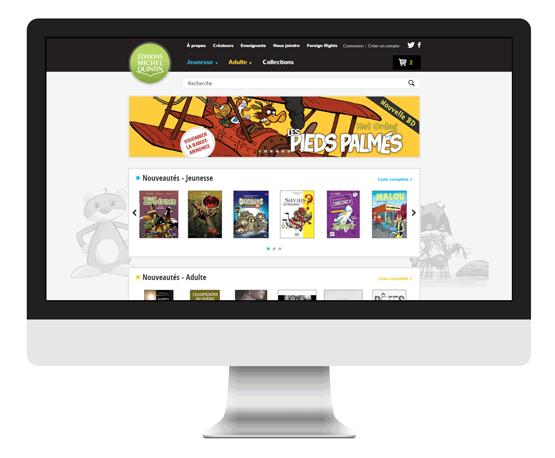 PY网站工作室 - PY Workshop案例-书店商务平台